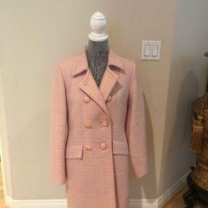 Beautiful baby pink coat